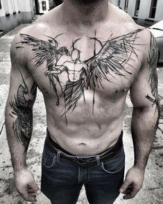 3,014 vind-ik-leuks, 23 reacties - Inez Janiak (@ineepine) op Instagram: '#blacktattoomag #blacktattooart #btattooing #darkartists #inkstinctsubmission #equilattera #tattoo…'
