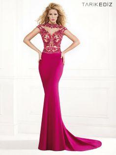 Tarik Ediz 92332 Prom | Pageant Dress 2014