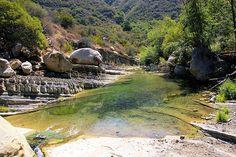 Matilija Hike, Los Padres National Forest