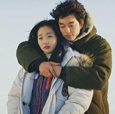 Gong yoo and Kim go eun goblin drama 😘❤❤ Kim Go Eun Goblin, Goblin Gong Yoo, Goblin The Lonely And Great God, Goblin Korean Drama, Back Hug, Crying Emoji, Anime Boy Sketch, Kwon Hyuk, Yoo Gong