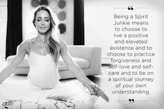 Gabrielle Bernstein, Spirit Junkie, Wellness