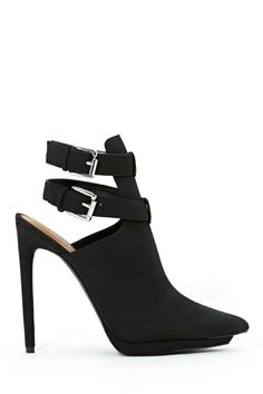 Shoe Cult Natalie Bootie $98 and really cute