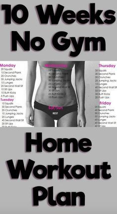 If you've decided to lose weight, this workout plan can be of great help. Along with working out, you will also need to eat a healthy diet ...