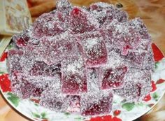 Domácí želé bonbóny Russian Cakes, Russian Desserts, Ukrainian Recipes, Russian Recipes, Homemade Marmalade Recipes, Gourmet Recipes, Cooking Recipes, Homemade Sweets, Most Delicious Recipe