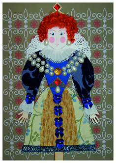Elizabeth I Stick Puppet Kit. Everything you need to make this beautiful puppet, including a song all about her. School Projects, Projects For Kids, Art Projects, Crafts For Kids, Classroom Displays, Art Classroom, Classroom Ideas, Historical Women, Historical Photos