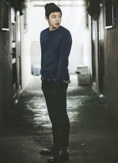 [HD SCANS + DL] Park Yoochun for 'The JYJ Magazine' No.3 by zhu071011 | JYJ3