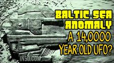 Is the Baltic Sea Anomaly a 14,000 year old alien spacecraft that crash landed? In what seems to come straight out of a starwars film, something like a crashed millenium falcon has been spotted at …