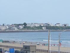 Hampton Beach, NH Hampton Beach Nh, Suitcases, New Hampshire, San Francisco Skyline, The Hamptons, The Good Place, Maine, America, Places
