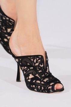 Best Fall 2013 Shoes | New York Fashion Week Runways-Oscar de la Renta