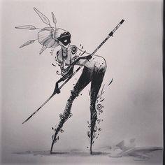 artworks by moon morrrr