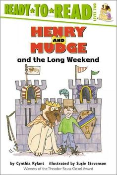 Henry and his dog Mudge build an indoor castle in this eleventh Ready-to-Read…