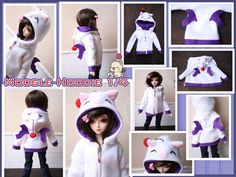 Hey, I found this really awesome Etsy listing at https://www.etsy.com/listing/166702002/moogle-character-fantasy-hoodie-sweater
