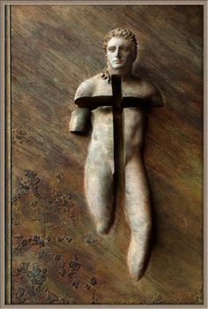 IGOR MITORAJ http://www.widewalls.ch/artist/igor-mitoraj/ #contemporary  #art  #sculpture