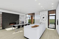 Kronhjorten Støvring 5 - m2plus - arkitekttegnet - villa - funkis - lavenergi