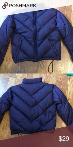 1528795356d2 Eastern mountain sports goose down puffer jacket Eastern mountain sports  (EMS) goose down puffer