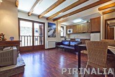 Coqueto apartamento en Valencia de Aneu para 4 personas. www.pirinalia.com