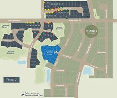 Parkhaven - Phase 2 Community Map