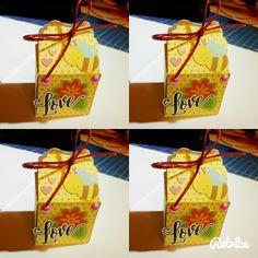 Packaging scatolina porta dolcezze