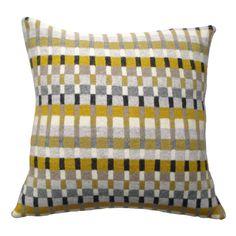 Bamboo Knitted Cushion £69.00