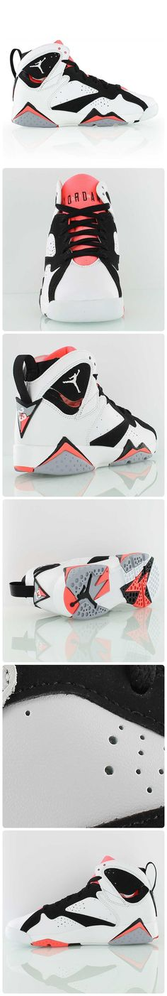 Air Jordan 7 Retro GG Hot Lava exclusively for all the Jordan girls out there