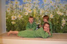 Wellness ist in der Ludinmühle auch für die Kleinsten ein Genuss!
