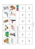 Mini Loco ui – plaatje-woord 1