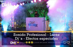 Click nce. SONIDO PROFESIONAL, LUCES, EFECTOS ESPECIALES,  DJ´S, TODO EN CLICK NCE!! Nos conectamos con tus emociones.. Producción de Eventos (Corp y Social) - Diseño publicitario y Stands, Producción de Stands y Escenografías - Mobiliario Lounge. Síguenos.  Instagram @clicknce - clicknce  www.clicknce.com.co #stands #diseño #construcción #mobiliariolounge #ferias #eventos #ambientes #productor #conceptos #cali #calicolombia #emociones #escenografias