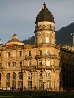 Casa de Narino, Bogota, Colombia.