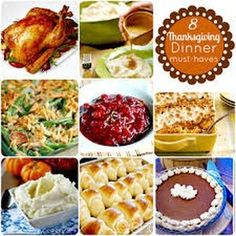 Traditional Thanksgiving dinner is not what was eaten on the first Thanksgiving   http://www.examiner.com/article/traditional-thanksgiving-dinner-is-not-what-was-eaten-on-the-first-thanksgiving