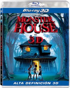 Monster House Blu-ray 3D ★★★★★