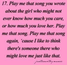 play me that song.