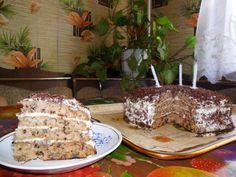 """торт """"Татьяна"""", рецепт приготовления"""