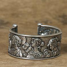 Jewelry | Bracelet | Lady Parade Cuff | Oberon Design