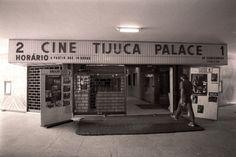 O Globo - Os cinemas de rua da Tijuca que deixaram saudade