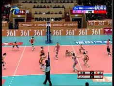 What an amazing volleyball RALLY! - YouTube