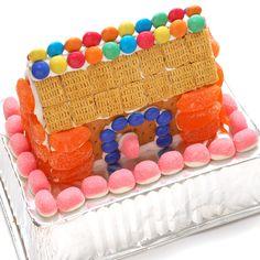 wikiHow to Make Gingerbread Houses Using Graham Crackers -- via wikiHow.com
