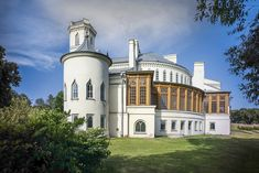 Palace in Patrykozy - Podlasie One Day Trip, Fortification, Poland, Lens, Manor Houses, Mansions, House Styles, Castles, Color