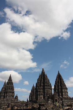 #Prambanan #Temple #Indonesia