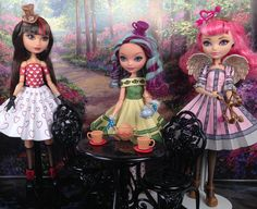 Printable Doll Clothes Tea Party This sight is wonderful - has the patterns to make clothes!