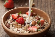 Muesli, Overnight Granola, and 8 more healthy breakfast cereal recipes