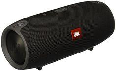 JBL Xtreme Portable Wireless Bluetooth Speaker (Black) ** Visit the image link more details.