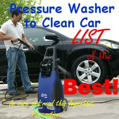 How to Wash Your Car Like the Pros! There's a lot of ways ...