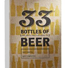 33 Bottles of Beer Journal