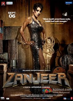Watch Zanjeer (2013) Hindi Movie DVDRip XviD E-Subs Online Free [Desi Doctor]