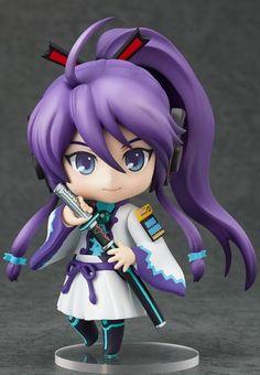 Gakupo Kamui Nendoroid Vocaloid Figure want this so bad! Kaito, Hatsune Miku, Gakupo Kamui, Mikuo, Marchandise Anime, Anime Toys, Anime Japan, Otaku, Comic
