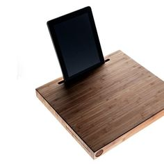 FCC - Solid Bamboo Chopping Board