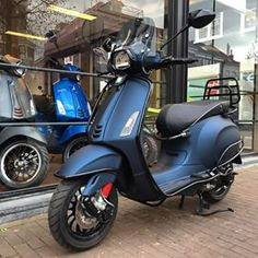 custom paint vespa for sprint - Google Search More