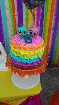 Ksi-meritos algunas ideas para fiesta infantil con este tema!