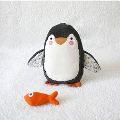 Baby Halstuch Angry Shirts Niedliches Pinguin Motiv
