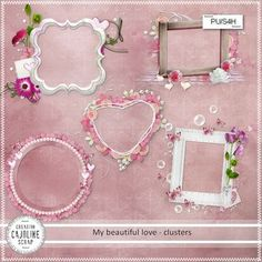 Cajolie_MyBeautifulLove — Yandex.Disk Beautiful Love, Views Album, Yandex Disk, Frame, Home Decor, Picture Frame, Decoration Home, Room Decor, Frames